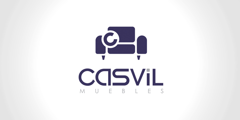 Casvil logotipo for Empresas de muebles